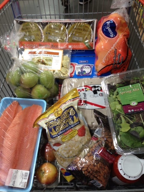 Healthy Shopping Cart - Married-and-Naked