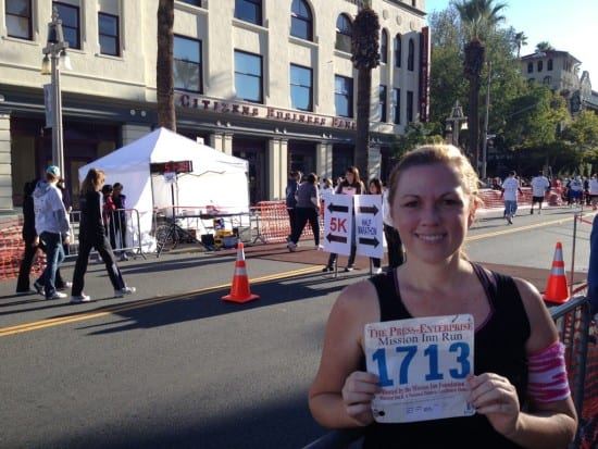 Married and Naked 5k race