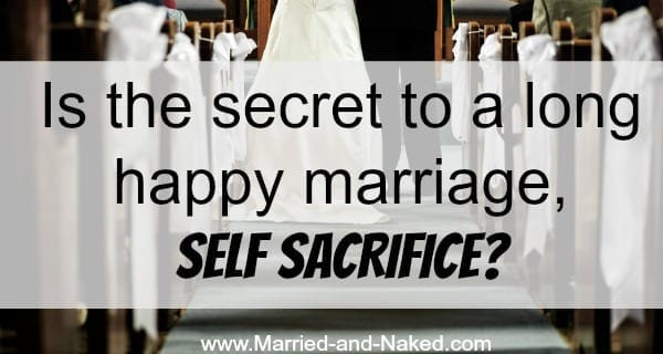 secret to a happy marriage - married and naked