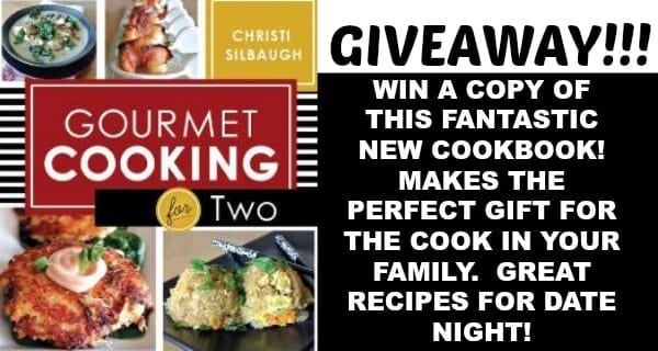 Gourmet cooking for two giveaway from married and naked married gourmet cooking for two giveaway from married and naked forumfinder Images