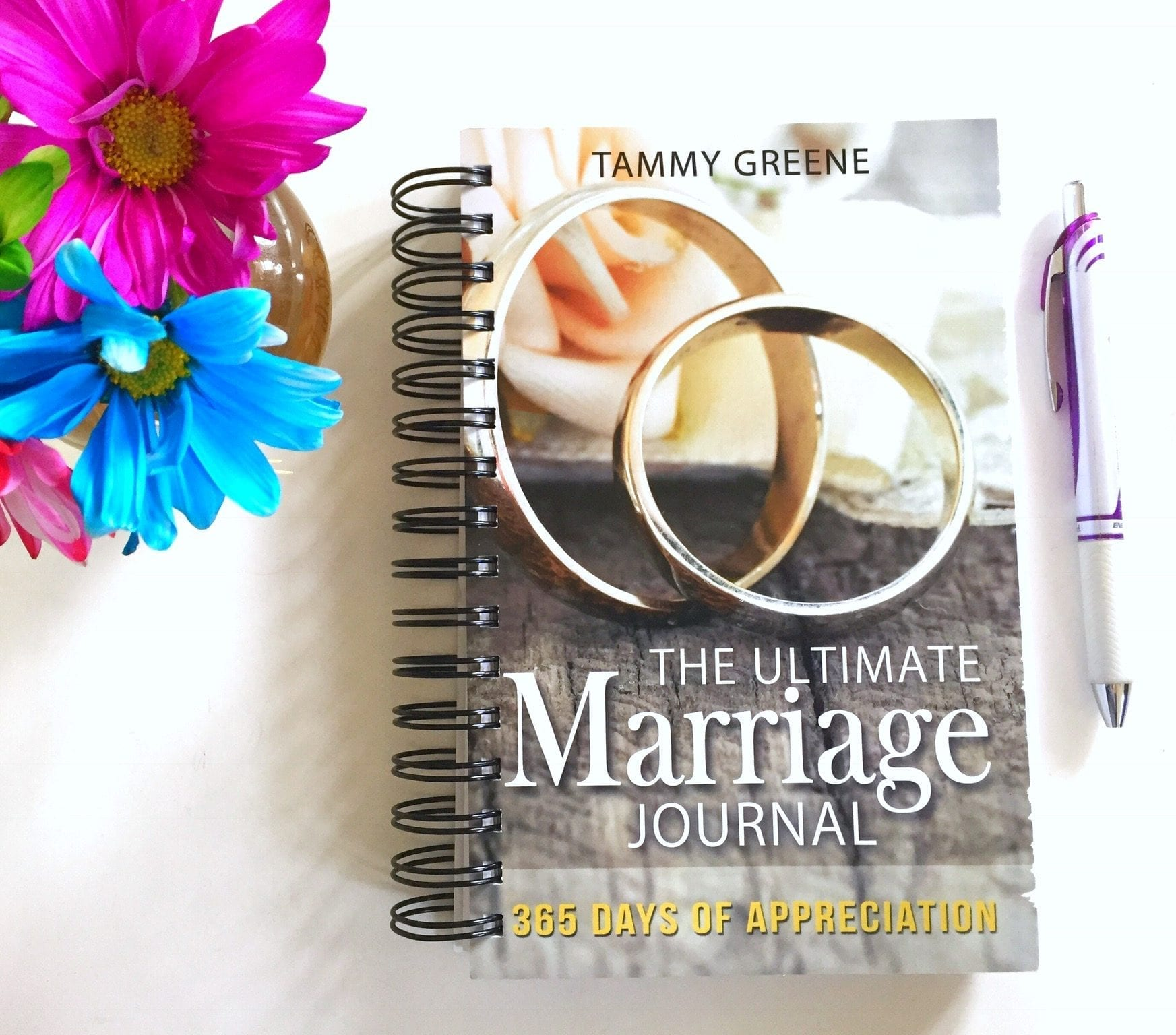 The ultimate marriage journal