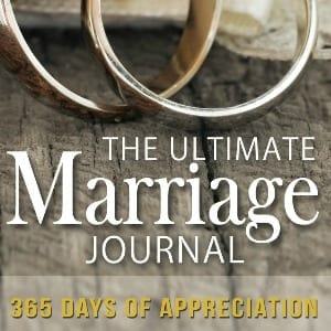 The Ultimate Marriage Journal Square 300x300