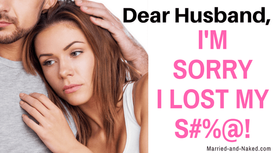dear husband - married and naked