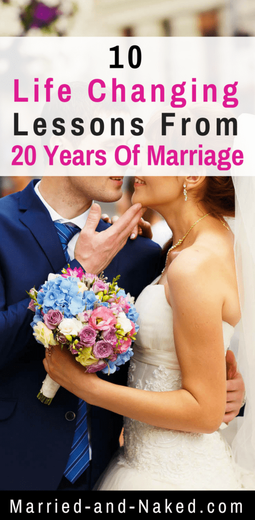 10 Life Changing Marriage Lessons
