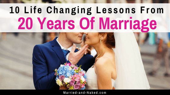 10 Life Changing Marriage Lessons banner